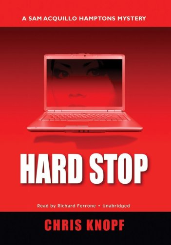 9781433258787: Hard Stop: A Sam Acquillo Hamptons Mystery