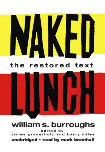 9781433259654: Naked Lunch: The Restored Text [Library Binding]