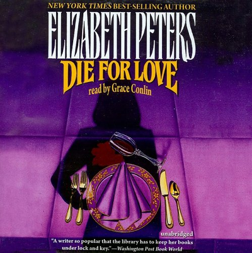 9781433267222: Die for Love (A Jacqueline Kirby Mystery)(Library Edition)