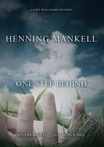 9781433270758: One Step Behind (A Kurt Wallander Mystery)
