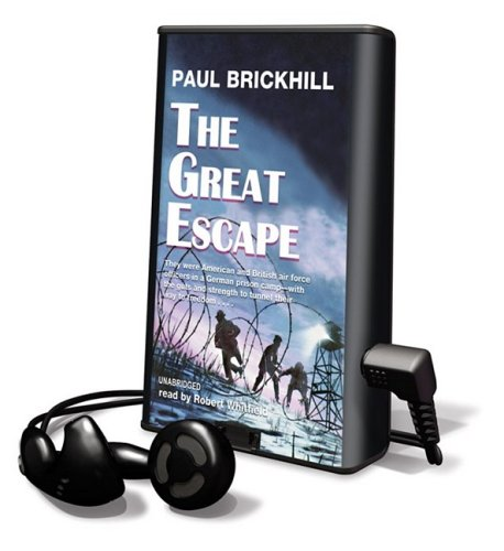 book report book great escape paul brickhill During the war paul brickhill was shot down over german territory and sent to a prisoner of war camp after the war he wrote about the numerous escape attempts in which he was involved in the great escape.