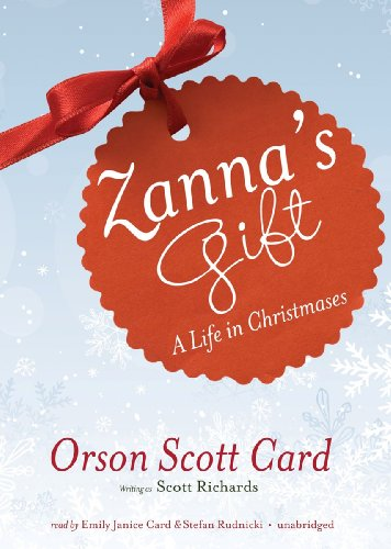 9781433278327: Zanna's Gift: A Life in Christmases (Library Edition)