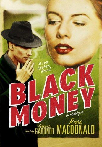 9781433278419: Black Money (A Lew Archer Novel)(Library Edition)