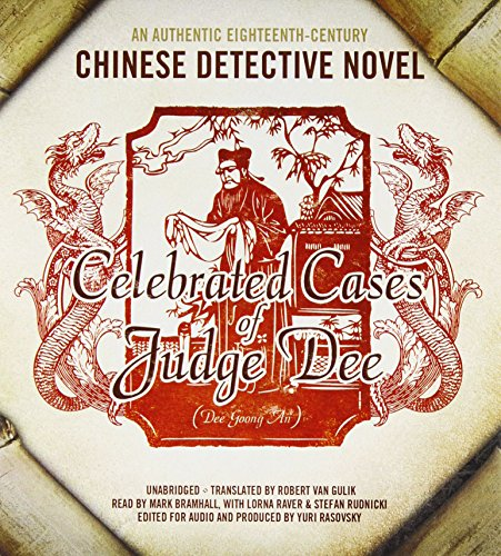 9781433288708: Celebrated Cases of Judge Dee (Dee Goong An)(An Authentic Eighteenth-Century Chinese Detective Novel)
