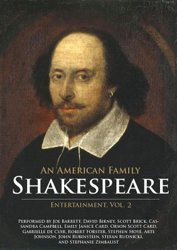 An American Family Shakespeare Entertainment, Vol. 2: Based on Charles & Mary Lambs Tales from ...