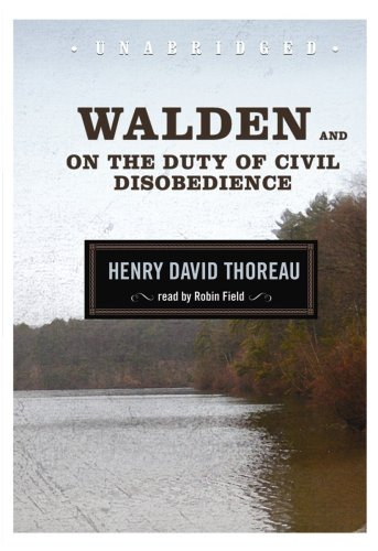 9781433291487: Walden and On the Duty of Civil Disobedience (Blackstone Audio Classic Collection)