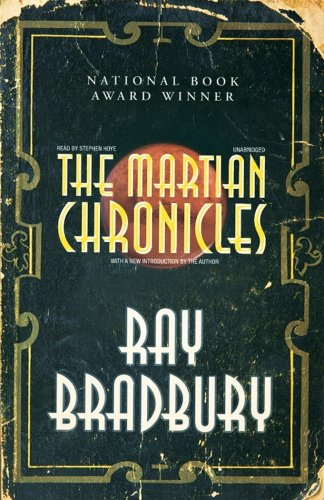 9781433293498: The Martian Chronicles (Library Edition)