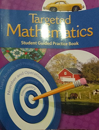 9781433303296: Targeted Mathematics: Student Guided Practice Book, Level 3