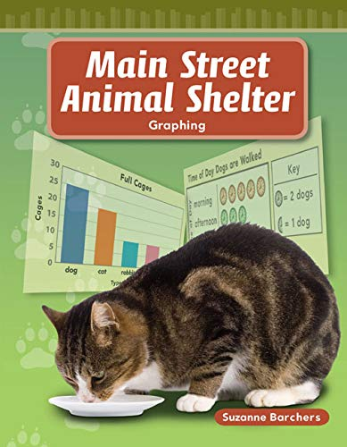 9781433304293: Main Street Animal Shelter (Mathematics Readers)