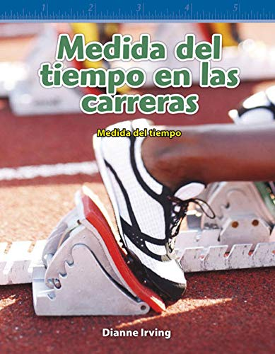 9781433305061: Medida del Tiempo en las Carreras: Level 3 (Mathematics Readers)