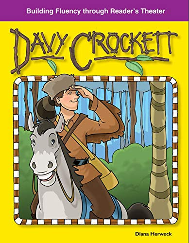 9781433309960: Davy Crockett: American Tall Tales and Legends (Building Fluency Through Reader's Theater)