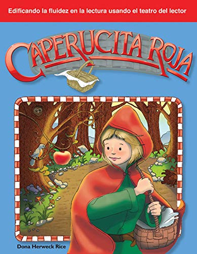 9781433310058: Caperucita Roja: Folk and Fairy Tales (Building Fluency Through Reader's Theater)