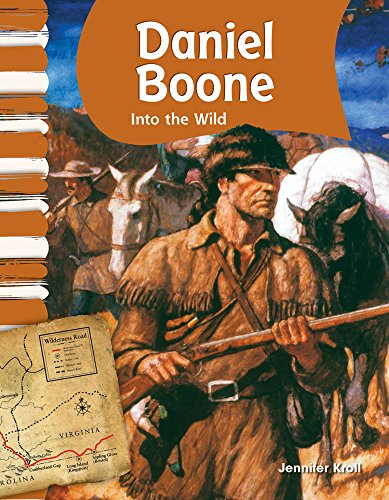 9781433316029: Daniel Boone (Social Studies Readers)
