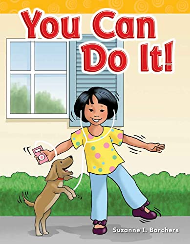 9781433324246: Teacher Created Materials - Targeted Phonics: You Can Do It! - Grade 2 - Guided Reading Level E