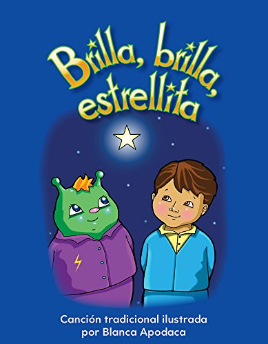9781433324598: Brilla, brilla, estrellita (Twinkle, Twinkle, Little Star) Lap Book (Spanish Version) (Literacy, Language, & Learning) (Spanish Edition)
