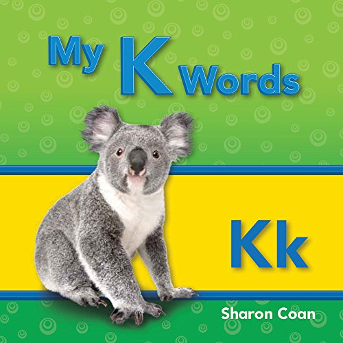 9781433325533: My K Words (Targeted Phonics Kk)