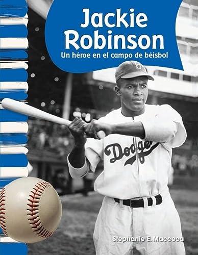 9781433325786: Jackie Robinson (Spanish Version) (Social Studies Readers) (Spanish Edition)