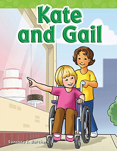 9781433329074: Kate and Gail (Targeted Phonics)