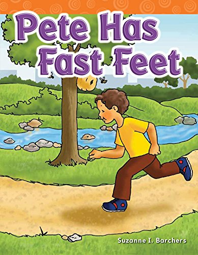 9781433329159: Pete Has Fast Feet (Targeted Phonics])