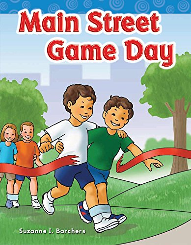 9781433329227: Main Street Game Day (Targeted Phonics])