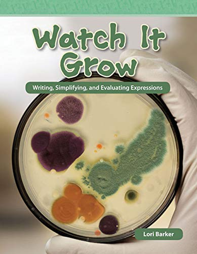9781433334542: Watch It Grow (Mathematics Readers)