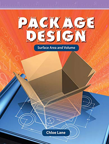 Package Design (Mathematics Readers): Teacher Created Materials;Chloe Lane