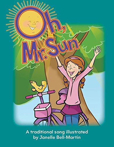 9781433334726: Oh, Mr. Sun Lap Book (Literacy, Language, & Learning)