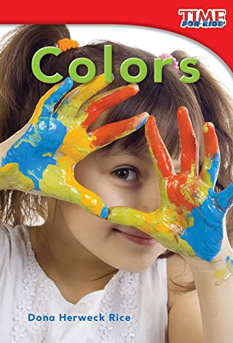 9781433335662: Colors (TIME FOR KIDS® Nonfiction Readers)