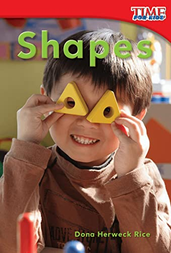 9781433335679: Shapes (TIME FOR KIDS Nonfiction Readers)