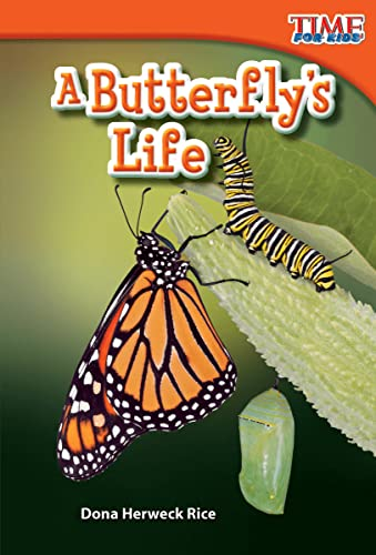 9781433335877: A Butterfly's Life (TIME FOR KIDS® Nonfiction Readers)