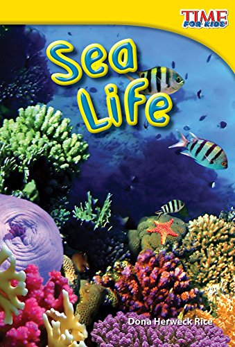 9781433335907: Sea Life (TIME FOR KIDS® Nonfiction Readers)