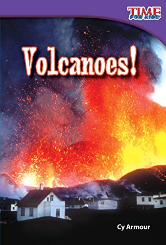 9781433336157: Volcanoes! (TIME FOR KIDS Nonfiction Readers)