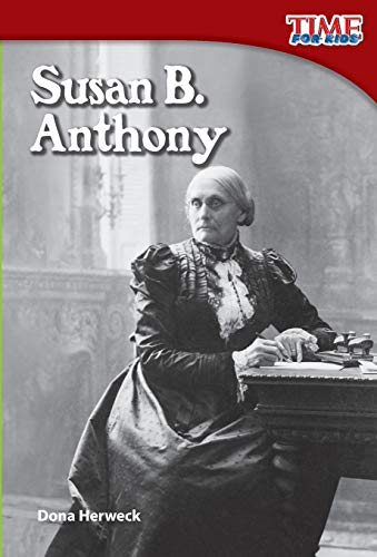 9781433336423: Susan B. Anthony (TIME FOR KIDS® Nonfiction Readers)