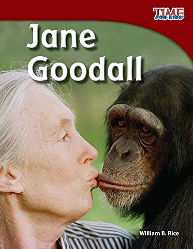 9781433336843: Jane Goodall (TIME for Kids Nonfiction Readers)