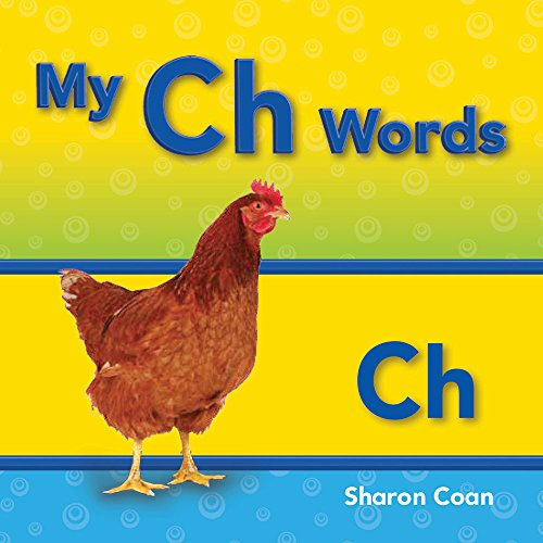 9781433339868: Teacher Created Materials - Targeted Phonics: My Ch Words - Guided Reading Level B