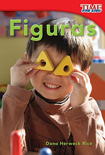 9781433344060: Figuras (Shapes) (Spanish Version) (TIME FOR KIDS® Nonfiction Readers) (Spanish Edition)