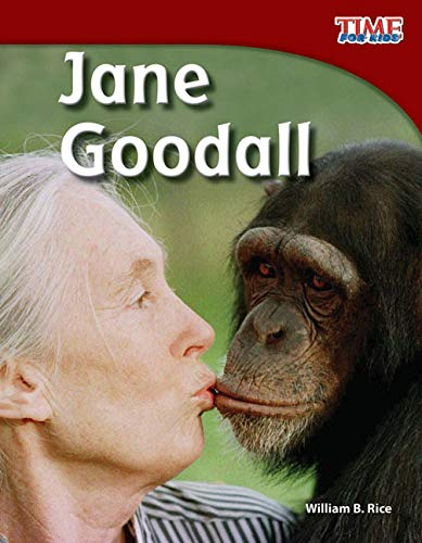 9781433344930: Jane Goodall (Spanish Version) (Spanish Version) (TIME FOR KIDS® Nonfiction Readers) (Spanish Edition)