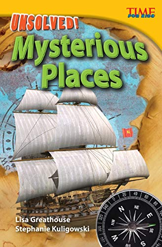 9781433348280: Unsolved! Mysterious Places (TIME FOR KIDS® Nonfiction Readers)