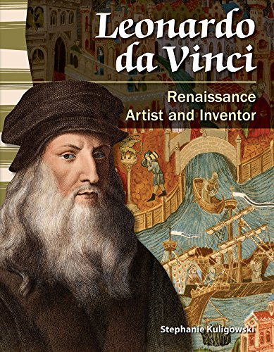 9781433350085: Leonardo Da Vinci (World History): Renaissance Artist and Inventor (Primary Source Readers)