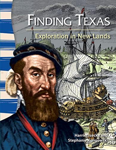 9781433350429: Finding Texas (Social Studies Readers)