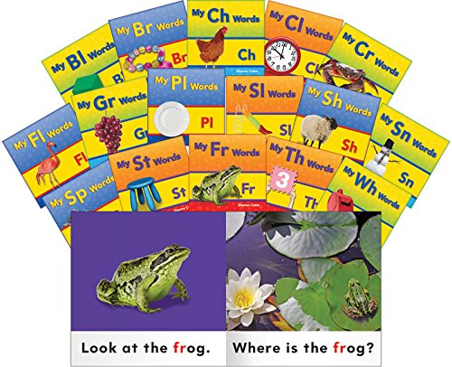 9781433350788: My Blends and Digraphs Set (Classroom Library Collections)