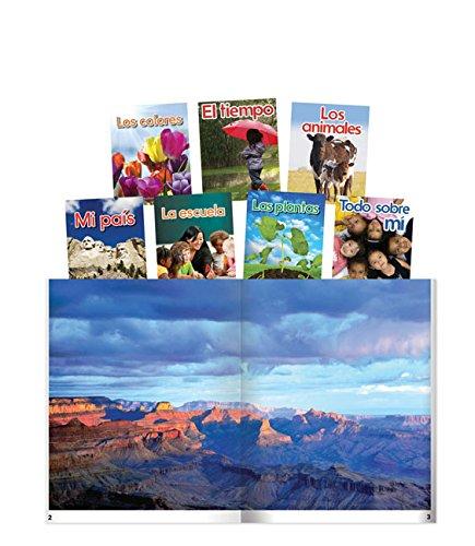 9781433350863: Wordless Books Set, Grades PreK-K (Teacher Created Materials Library Set)