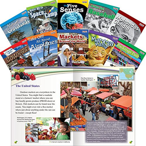 9781433351075: TIME FOR KIDS® Informational Text Grade 3 Readers Set 1 10-Book Set (TIME FOR KIDS® Nonfiction Readers)