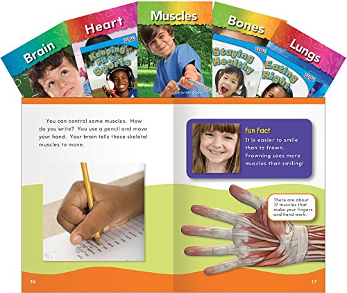 9781433351266: Healthy You Set Grades 1-2 (Classroom Library Collections)