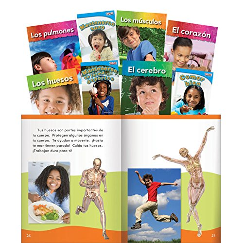 9781433351273: Healthy You Set Grades 1-2 Spanish (Science Readers) (English and Spanish Edition)