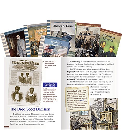 9781433351624: Slavery and the Civil War Set (Classroom Library Collections)