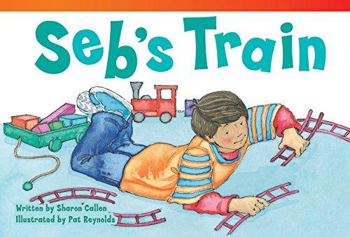 9781433354465: Seb's Train (Read! Explore! Imagine! Fiction Readers: Level 1.0)