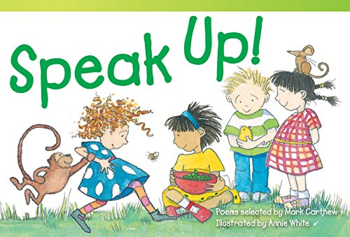Speak Up!: Carthew, Mark