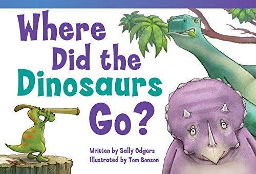 9781433355288: Where Did the Dinosaurs Go? (Fiction Readers)