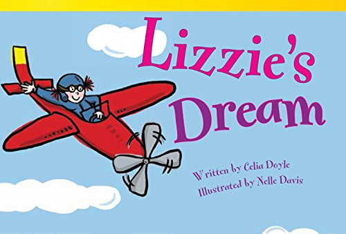 9781433355639: Teacher Created Materials - Literary Text: Lizzie's Dream - Grade 2 - Guided Reading Level L